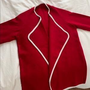 Sweaters - 2/$25 - Vintage red and white sweater